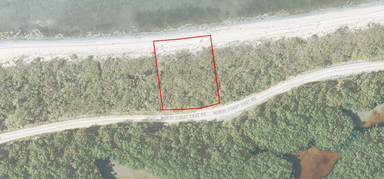 SANDY BEACH PARCEL WITH PLANS AND APPROVAL