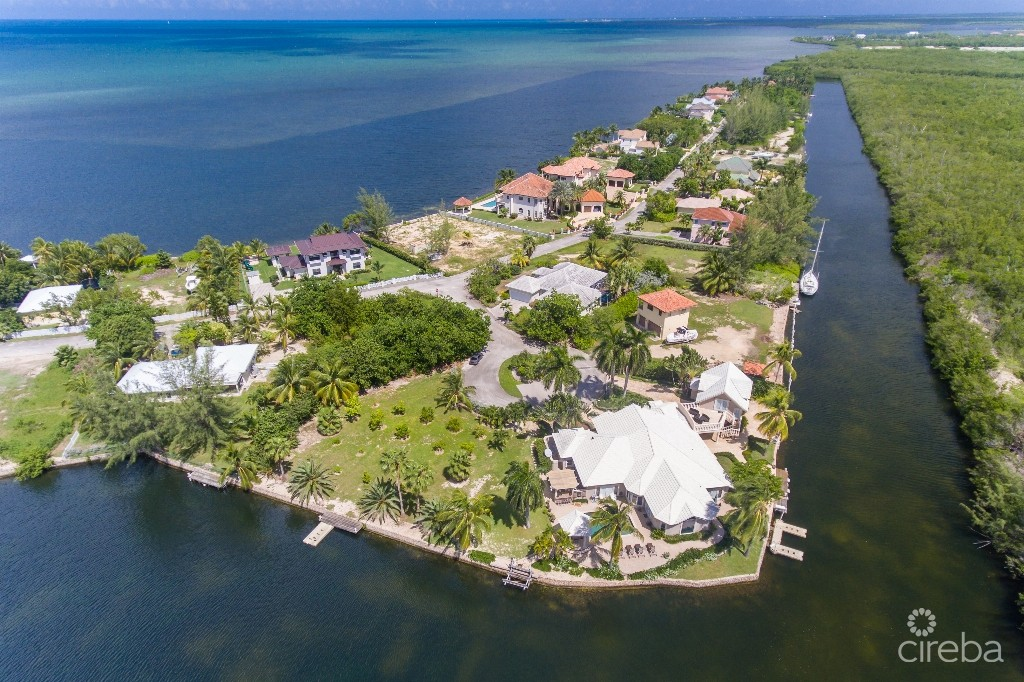 Patrick's Island Water Front Estate Home
