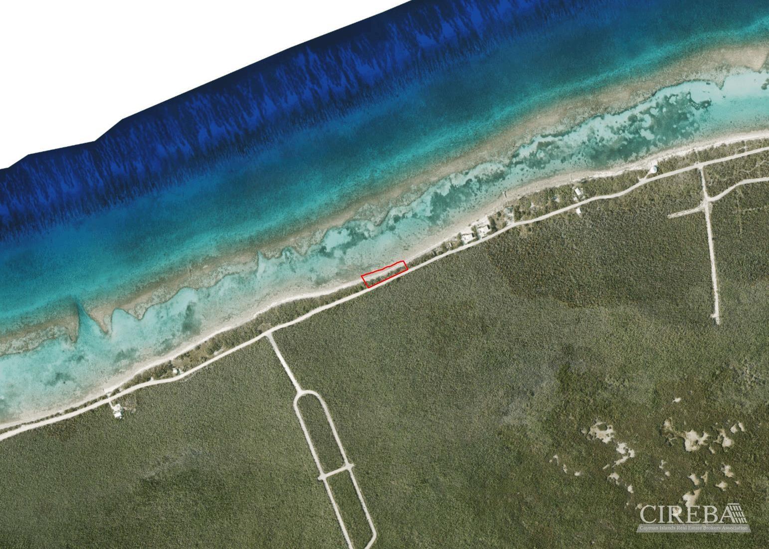 WATERFRONT BEACH/INTERIOR LAND  LITTLE CAYMAN