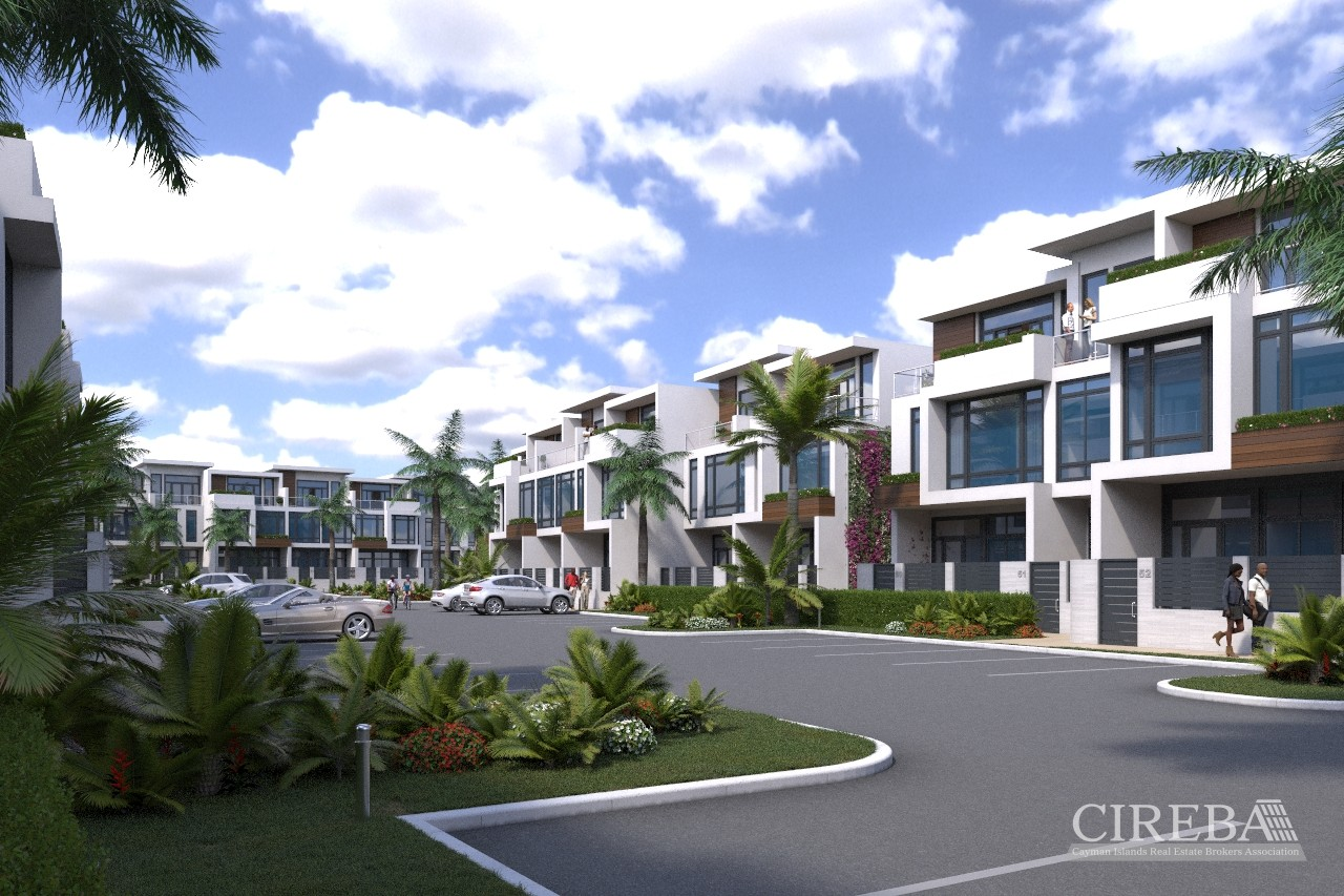 BAHIA - TWO BEDROOM TOWNHOUSE WITH SOUTH SOUND VIEWS