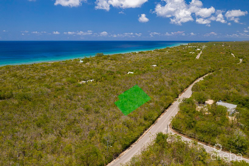PERFECT HOME SITE - CLOSE TO BRAC AIRPORT