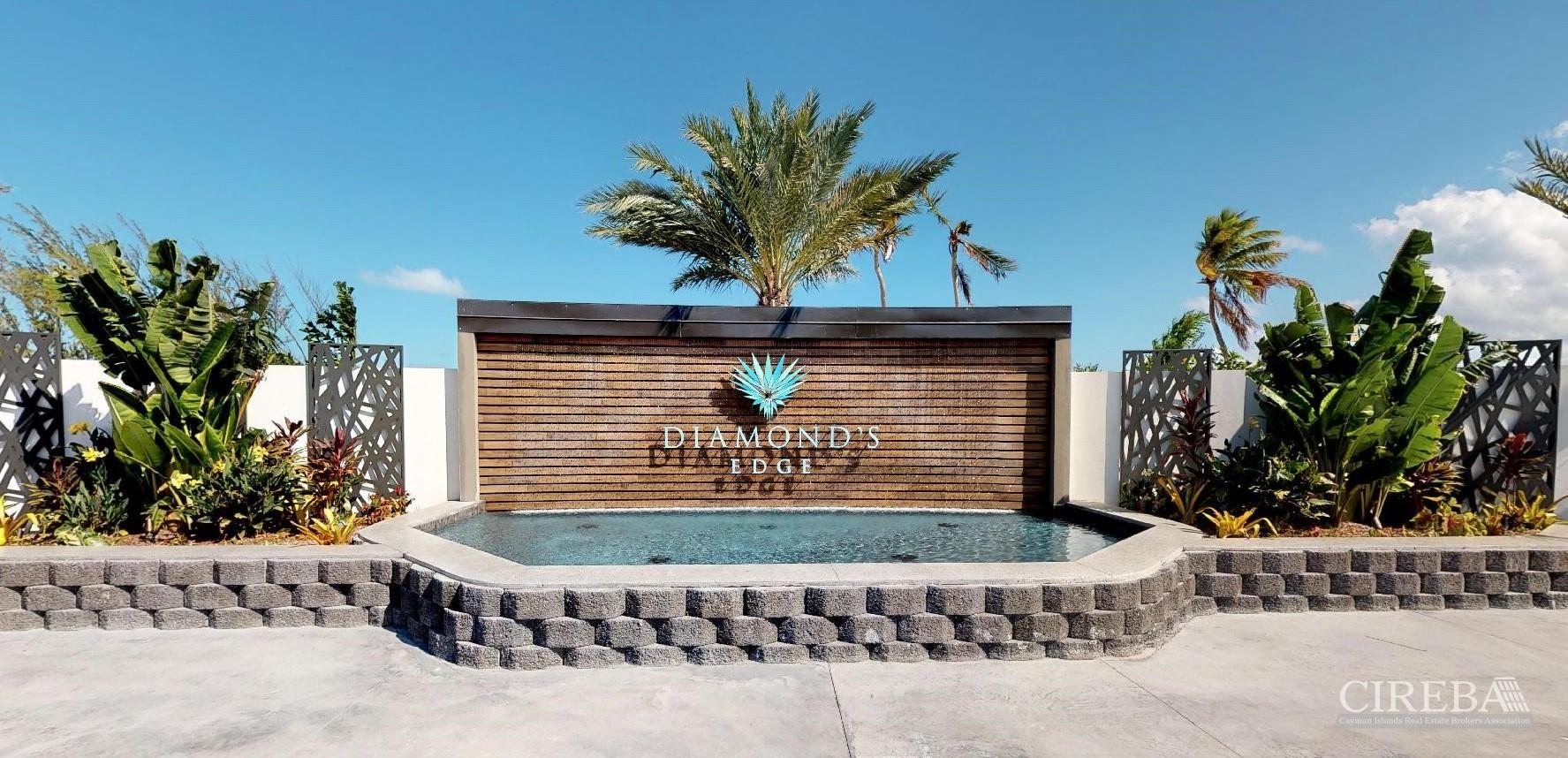 DIAMOND'S EDGE WATERFRONT ESTATE LOT