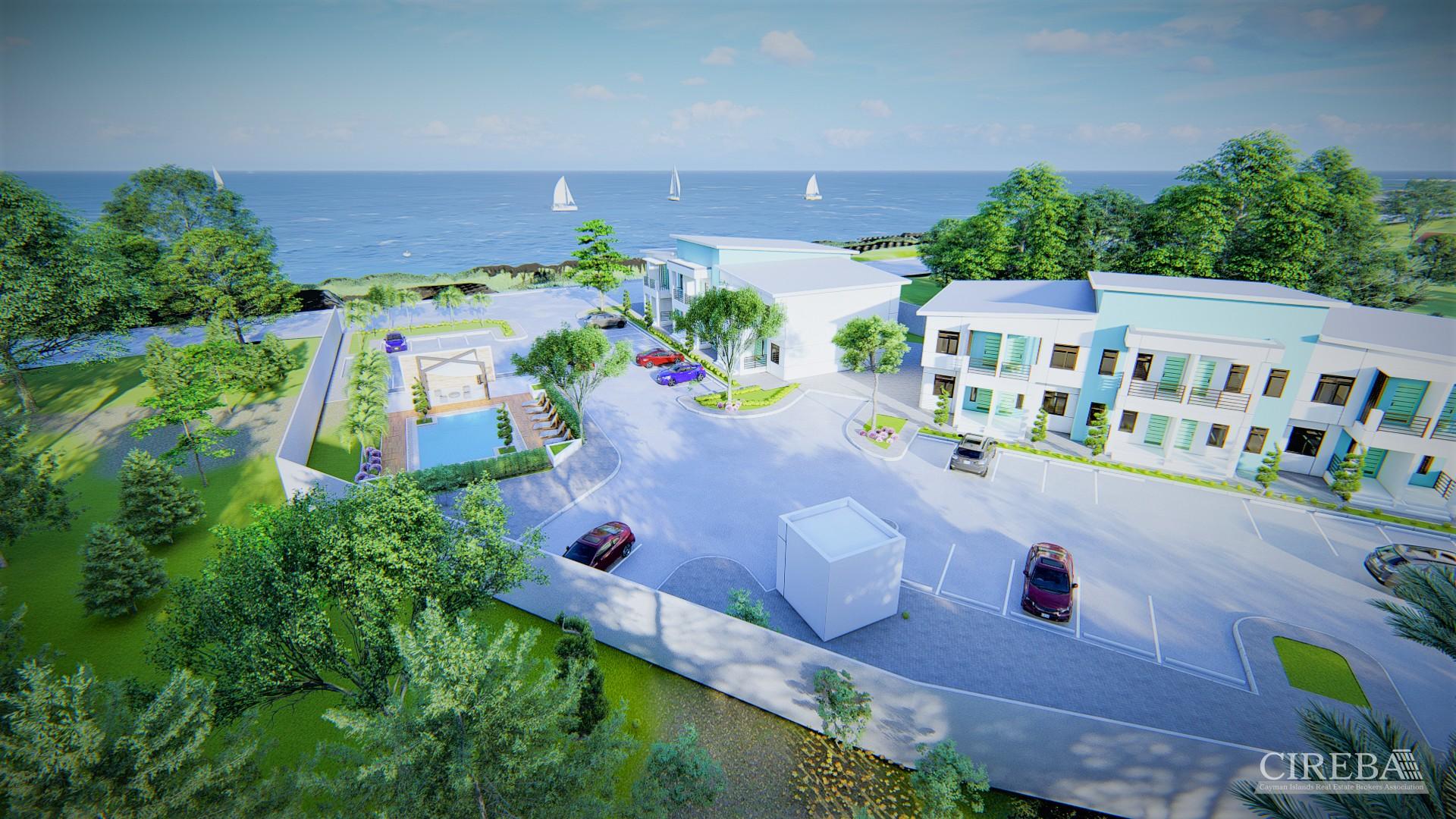 OCEAN VISTA 2 BED PRE CONSTRUCTION!