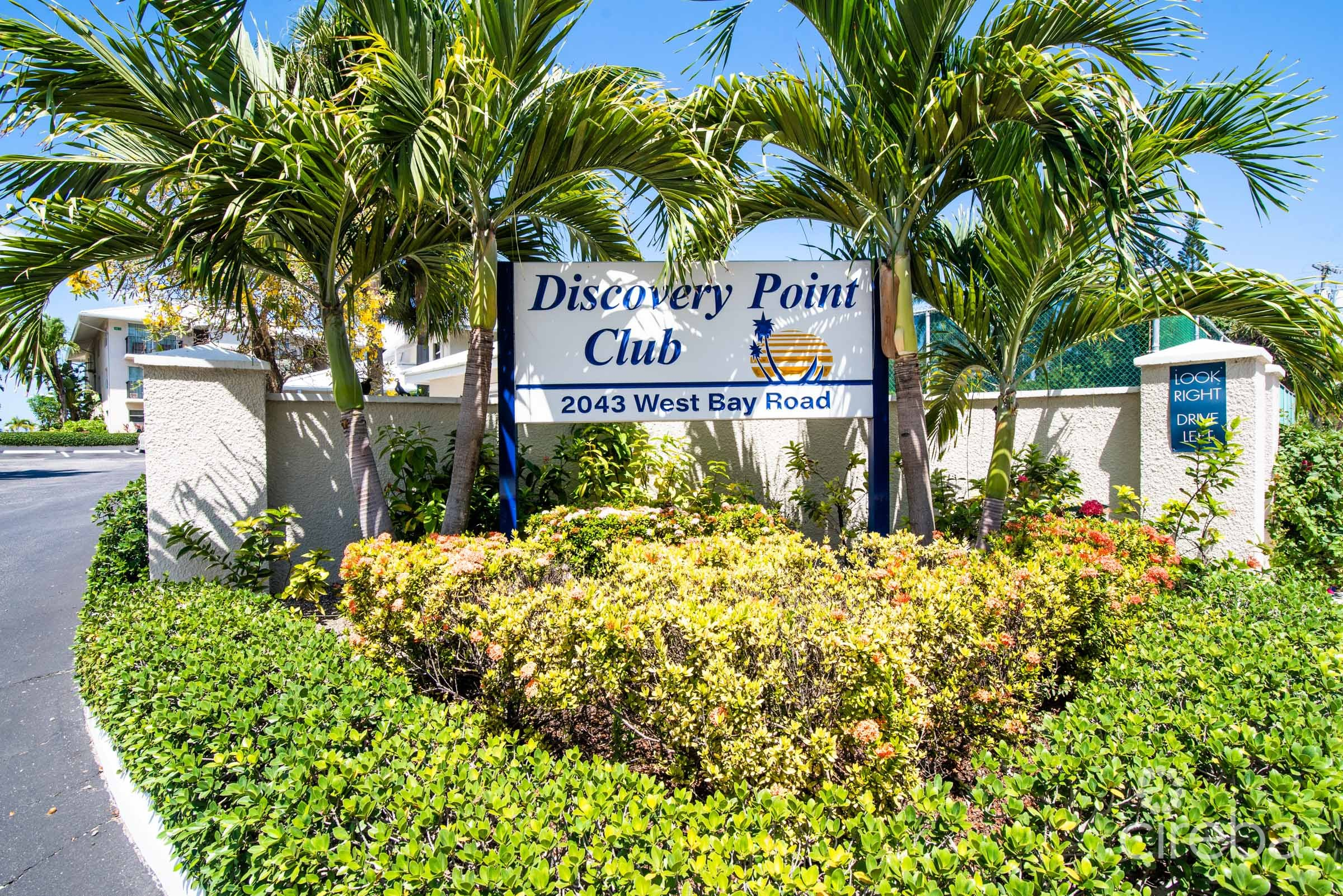 DISCOVERY POINT CLUB