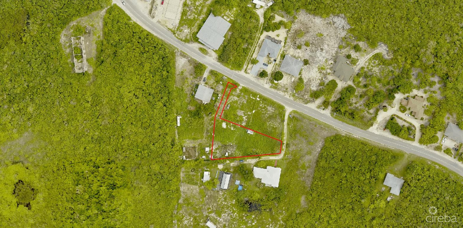 INVESTMENT OPPORTUNITY- FRANK SOUND ROAD