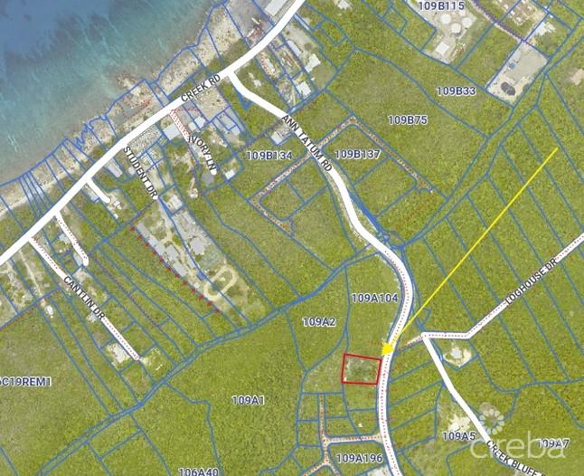 Filled Seaview Bluff Lot