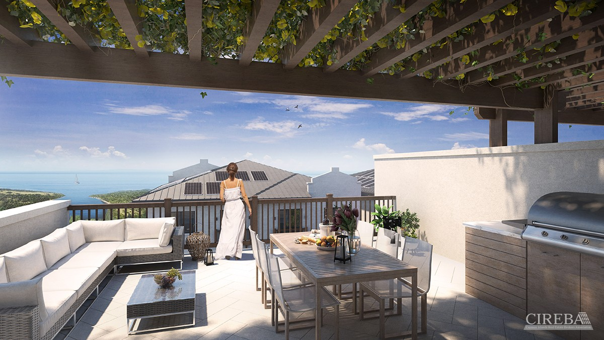 OLEA TWO-STOREY TOWNHOME - RESIDENCE 203