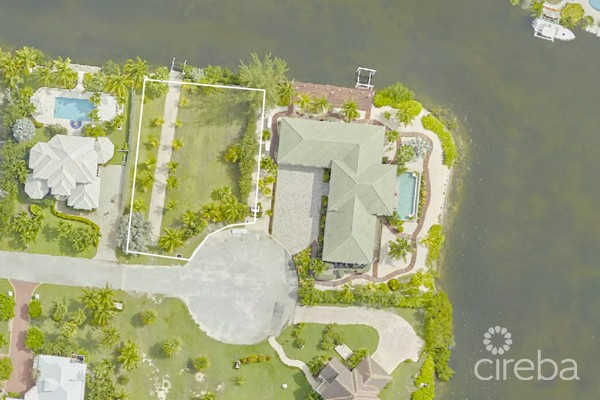 THE SHORES- CANAL FRONT LOT