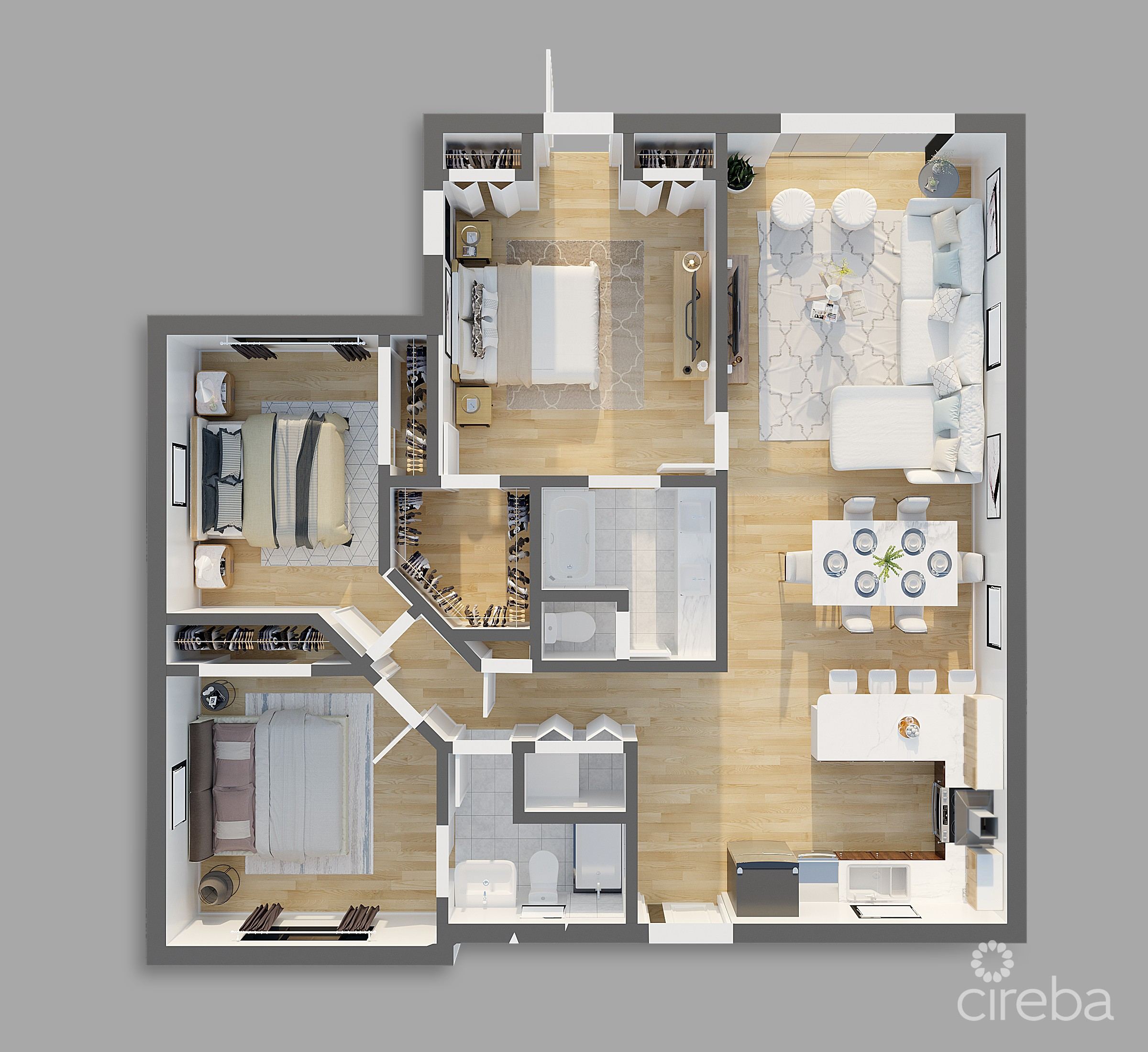 GLORIA MAY DRIVE, NEW 3 BED STAND ALONE HOME