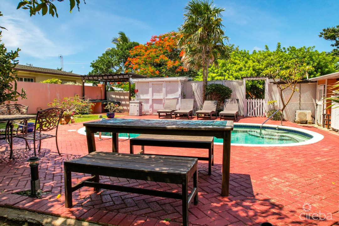 WEST BAY HOME INVESTMENT/ W APARTMENT/W POOL