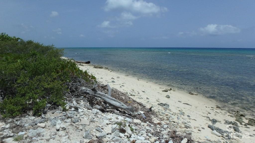 Little Cayman Ocean Front Land