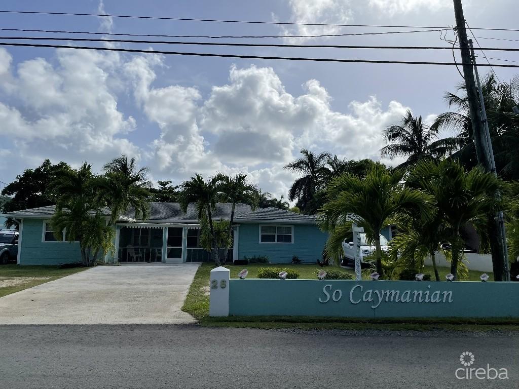 South Sound Home - So Caymanian