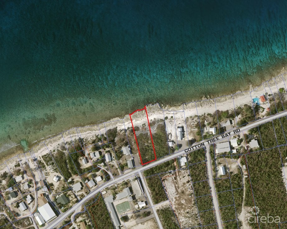 NORTHCOAST OCEANFRONT LOT 206
