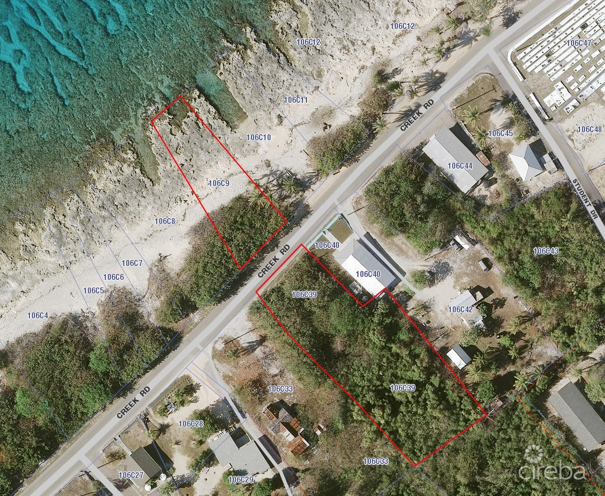 NORTHCOAST OCEANFRONT LOTS 9 + 39