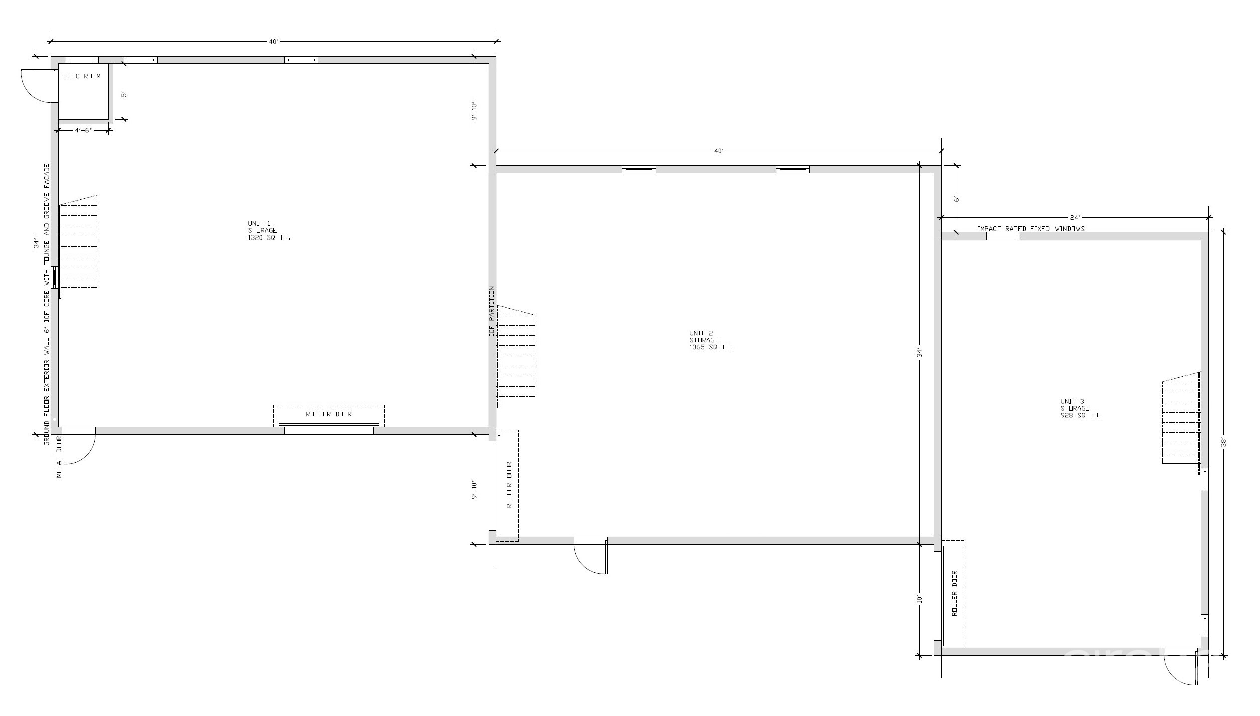 MODERN WAREHOUSE (PRE-CONSTRUCTION)