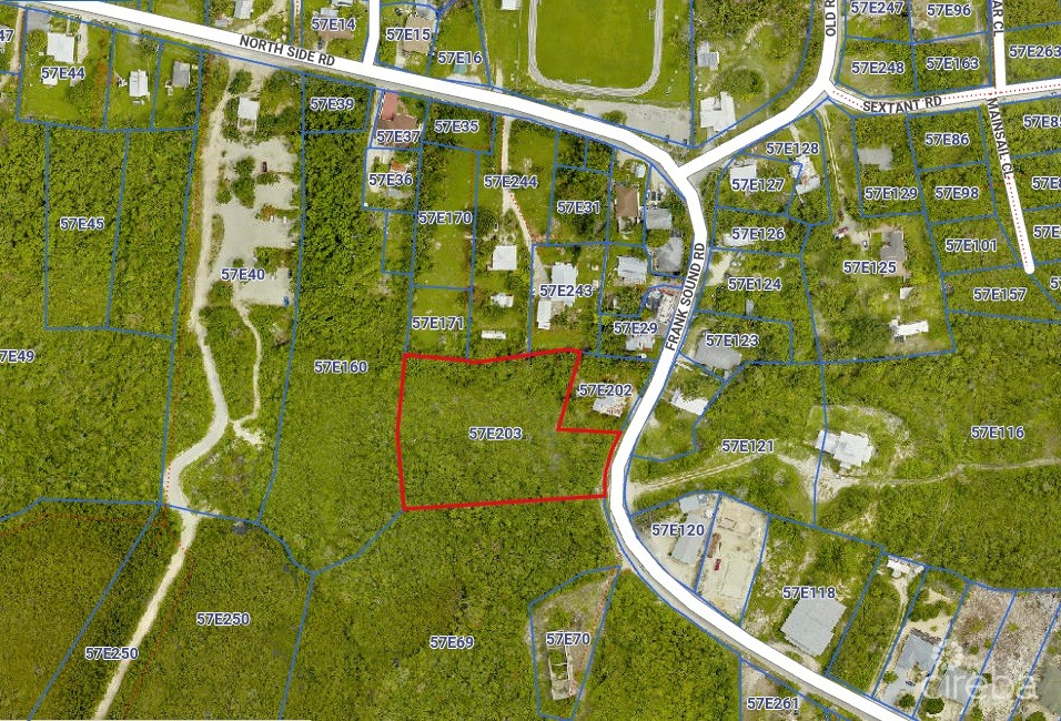 NEIGHBORHOOD COMMERCIAL LAND- 1.66 ACRES IN NORTH SIDE -20 FOOT ELEVATION