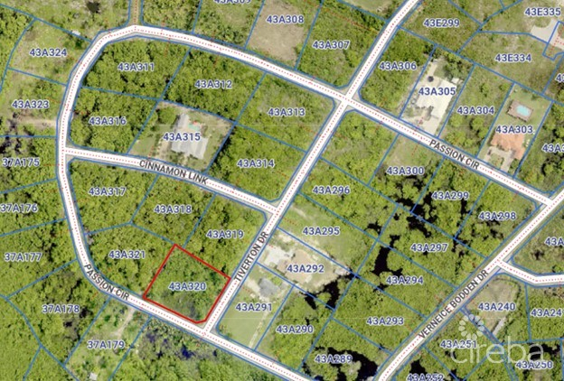 .518 ACRE LOT PASSION CIRCLE LOOKOUT GARDENS