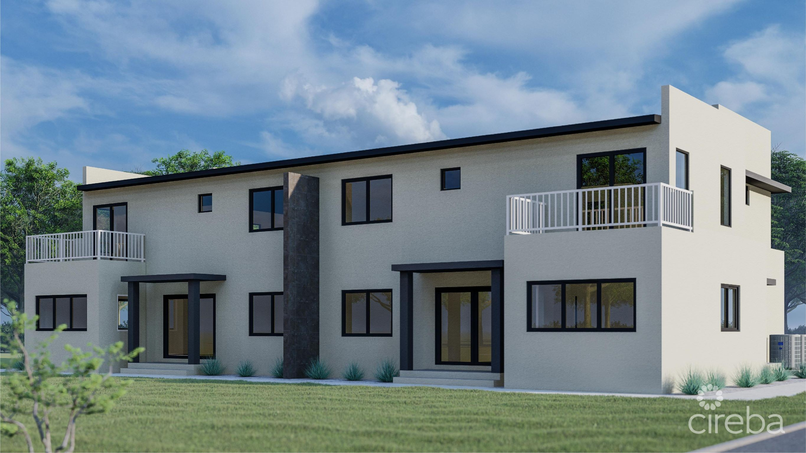 NEW CONSTRUCTION COMPLEX IN WEST BAY